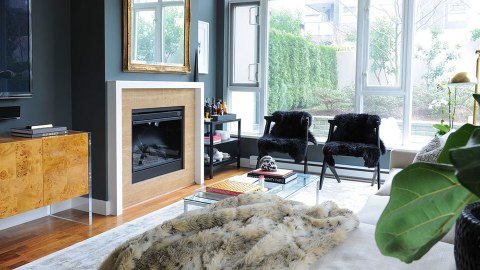 20 Affordable Ways to Work Faux Fur into Your Home This Fall | StyleCaster
