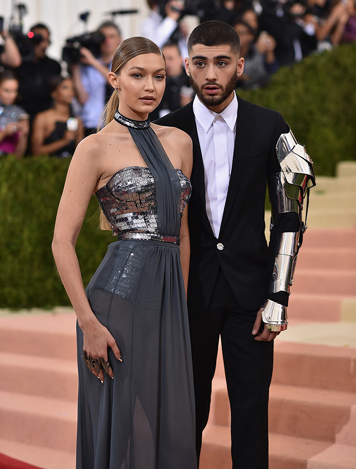 Gigi: If Zayn Had Been There, My Attacker Would've Been So Sorry
