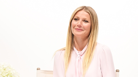 This is What Gwyneth Paltrow Looks Like Without Makeup   StyleCaster