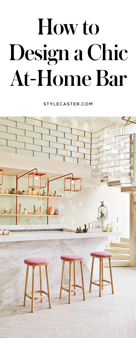 How to make a bar at home | @stylecaster