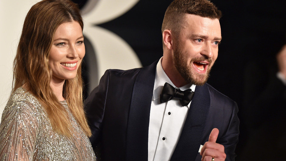 Jessica Biel Gets Bangs, Continues To Look Perfect