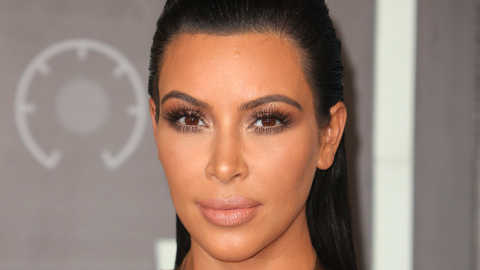 Here's the Real Secret to Kim Kardashian's Abs | StyleCaster
