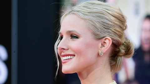 This is What Kristen Bell Looks Like with a Mullet | StyleCaster