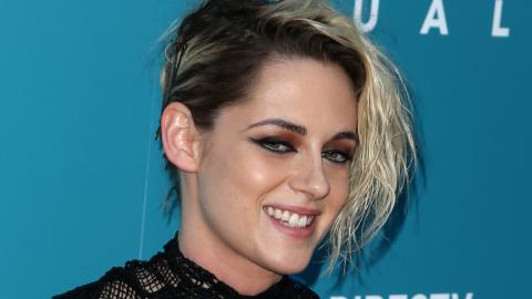 Whoa: Kristen Stewart Went Platinum Blonde, and She Looks Amazing   StyleCaster