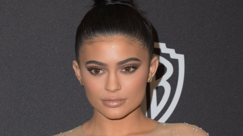 Kylie Jenner Casually Poses in Lingerie on Instagram | StyleCaster