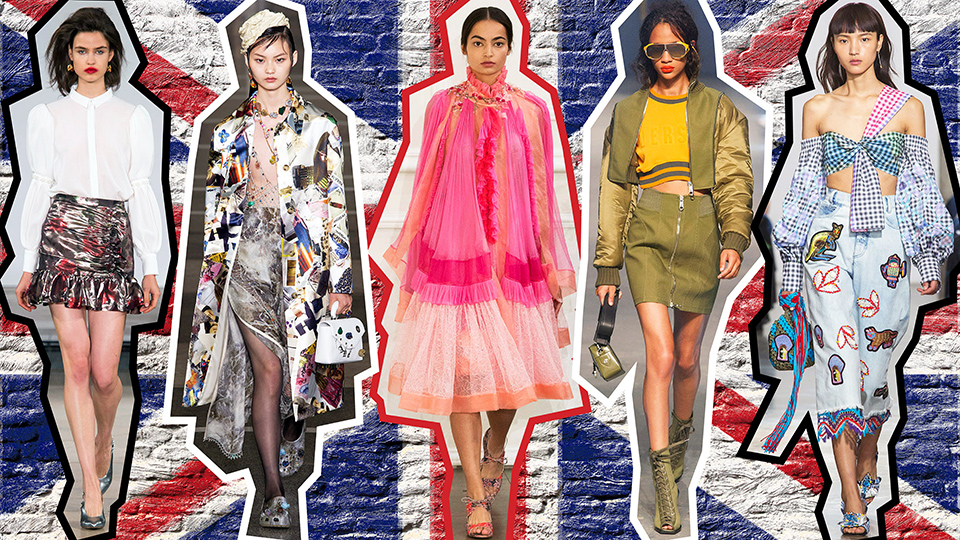 The Top London Fashion Week Trends For Spring 2017 Stylecaster
