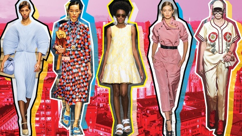 The 8 Biggest Trends from Milan Fashion Week   StyleCaster