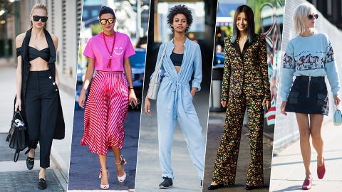 The Best Street-Style Moments from NYFW | StyleCaster