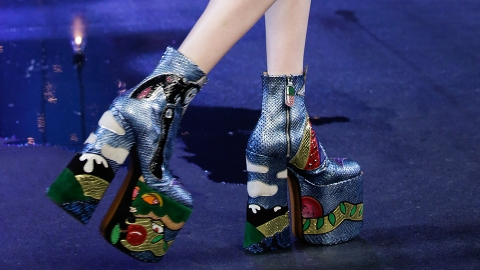 The 50 Best Shoes from the NYFW Runways | StyleCaster