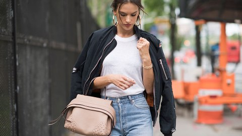 5 Ways to Wear a Bomber Jacket This Fall | StyleCaster