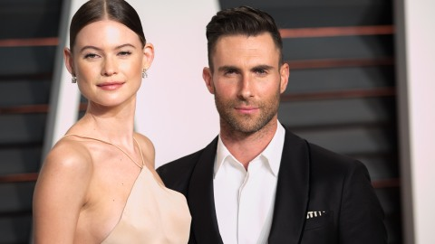 Details: Behati Prinsloo and Adam Levine Had Their Baby! | StyleCaster