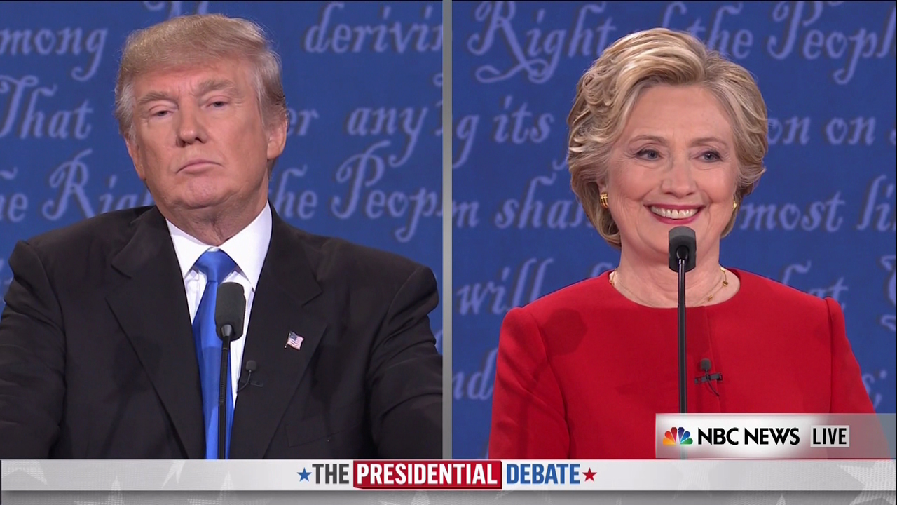 30 Perfect Celebrity Tweets About Last Night's Debate