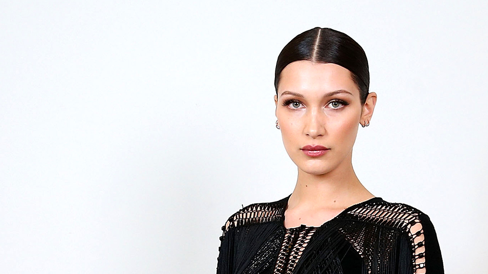 How to Master the Wet-Look Hair Trend With Just One Product