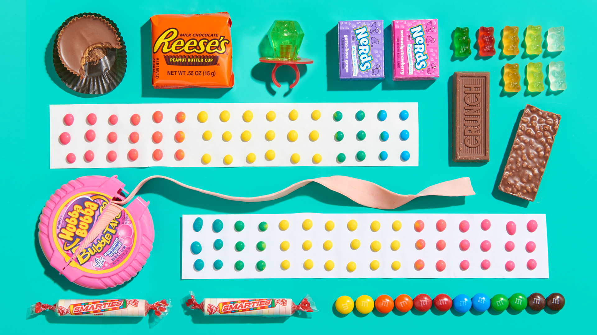 A Complete Guide to How Many Calories Are In All the Best Halloween Candy