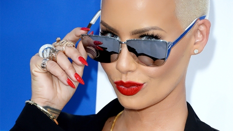 Amber Rose Says Her Favorite Beauty Product is Masturbation. Yup. | StyleCaster