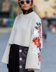 25 Ways to Wear the Bell Sleeve Trend