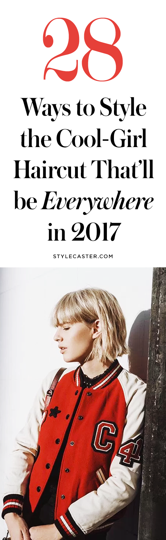 28 ways to style a bob with bangs | short hairstyle inspiration @stylecaster