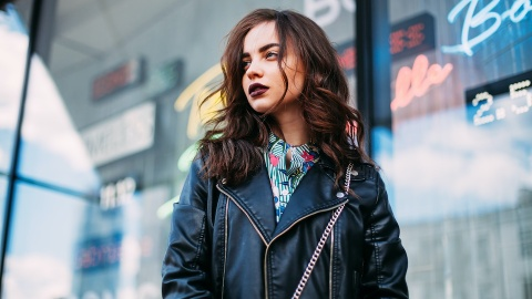 The Best Leather Jackets To Invest In For Fall & Winter | StyleCaster