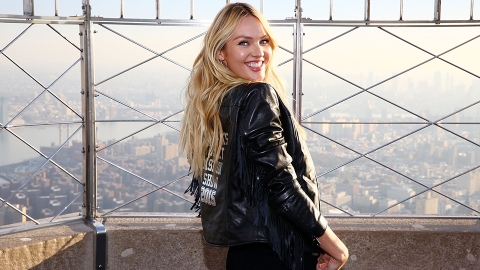 See the First Pic of Candice Swanepoel's Baby! | StyleCaster