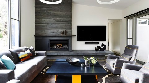 15 Gorgeous Fireplaces That Will Make You Want to Stay in Tonight | StyleCaster