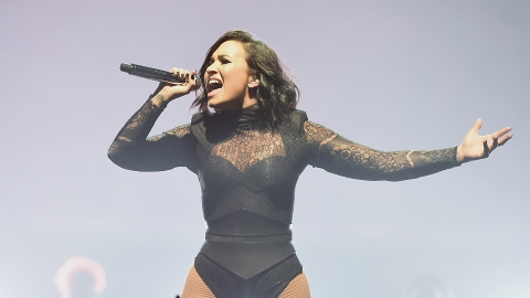 IMPORTANT: Demi Lovato Just Dyed Her Hair AGAIN | StyleCaster