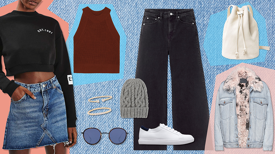 How 8 STYLECASTER Editors Style Fall's Must-Have Denim