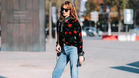 35 Fresh Ways to Wear Jeans This Fall   StyleCaster