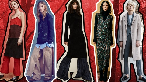 50 Genius Layering Ideas to Steal from Fall's Most Inspiring Lookbooks | StyleCaster