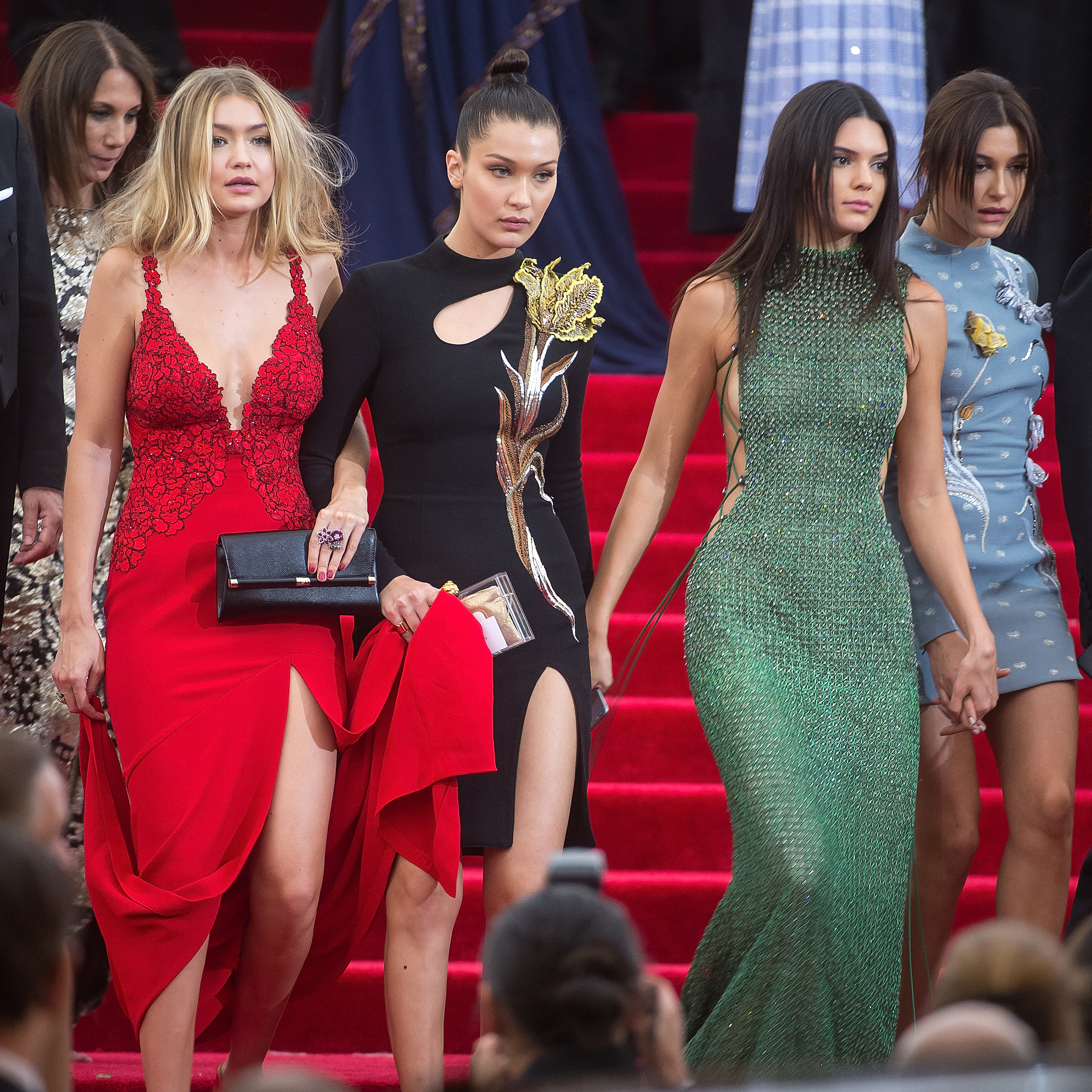So, Don't Call Gigi, Bella, and Kendall Models Anymore: They're Photographers Now