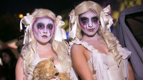 9 Last-Minute DIY Halloween Costumes from STYLECASTER Editors | StyleCaster