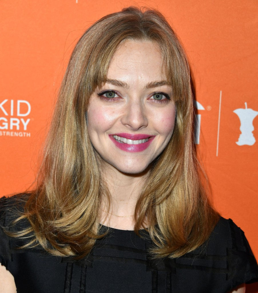 LOS ANGELES, CA - SEPTEMBER 28: Amanda Seyfried arrives at the Los Angeles' No Kid Hungry Dinner on September 28, 2016 in Los Angeles, California. (Photo by Steve Granitz/WireImage)