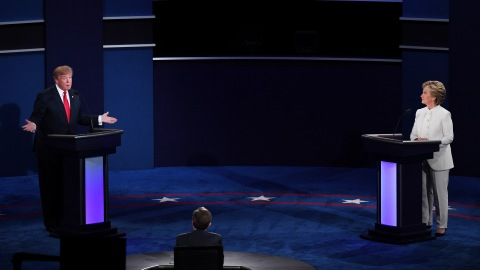 The Absolute Best Celebrity Tweets About Last Night's Debate | StyleCaster