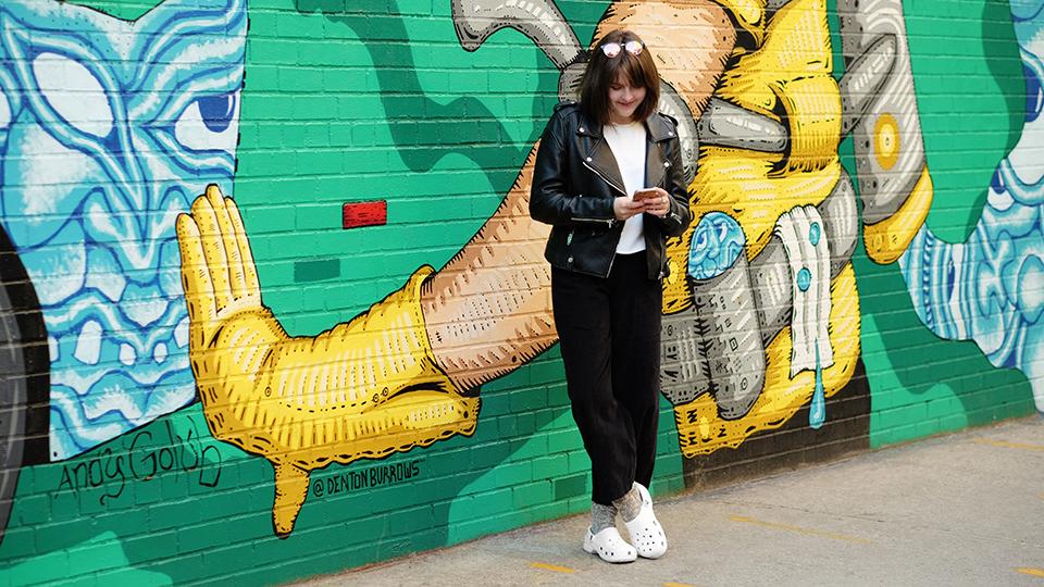 How STYLECASTER Fashion Editor Hilary George-Parkin Wears Crocs