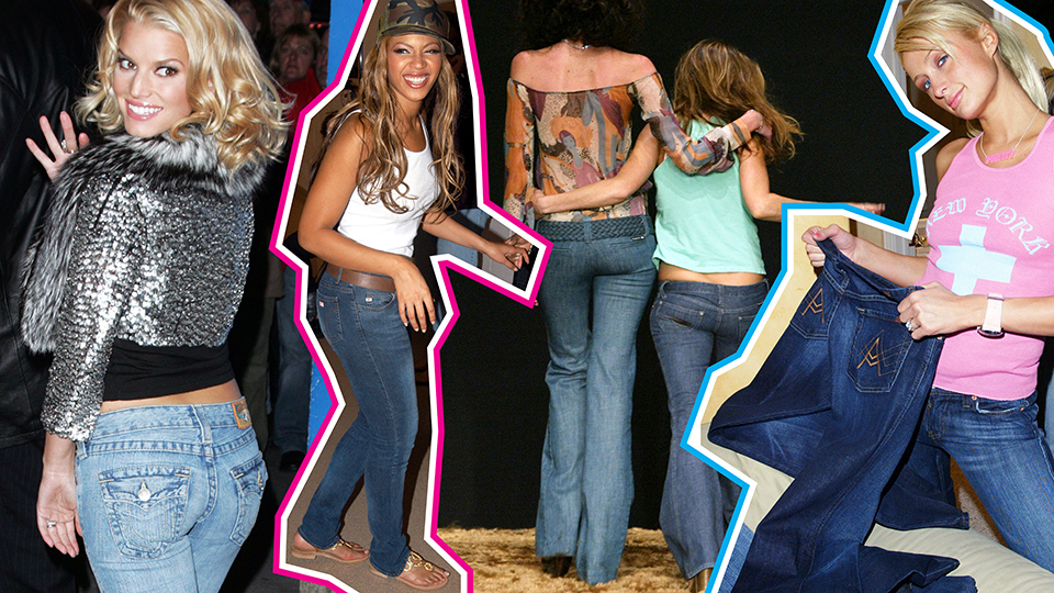 The It-Jeans of the Early-2000s: Where Are They Now?