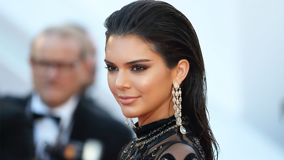 Kendall Jenner Reveals Her Easy DIY Acne Mask