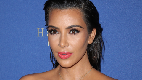 Kim Kardashian Makes First Public Appearance Since Going Into Hiding | StyleCaster