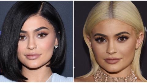 10 Before-and-Afters of Stars Who Went Platinum This Summer | StyleCaster