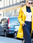 The Street Style Guide to Layering Your Clothes