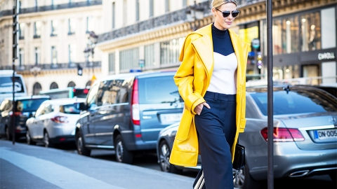 The Street Style Guide to Layering Your Clothes | StyleCaster
