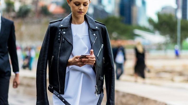 12 Fall Leather Jackets STYLECASTER Editors Love