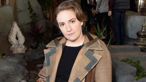 Psst: Lena Dunham Has Bangs Now | StyleCaster