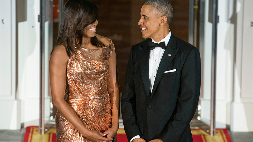 Michelle Obama's 65 Best Style Moments as First Lady | StyleCaster