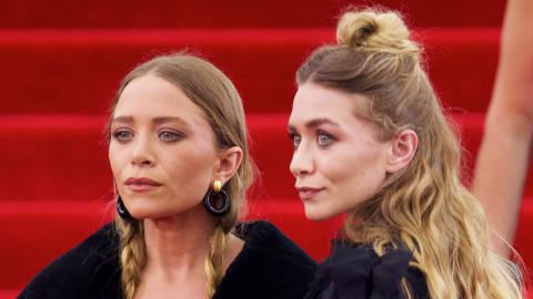 Lookalike Alert: This Celeb Is Often Mistaken for an Olsen | StyleCaster