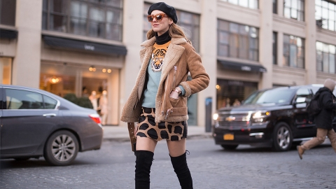 14 Fresh Ways to Wear Over-the-Knee Boots | StyleCaster