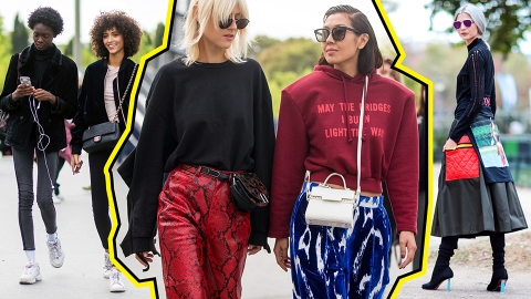 See All the Standout Street Style from Paris Fashion Week | StyleCaster