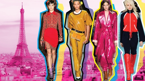 The 10 Biggest Trends from Paris Fashion Week   StyleCaster