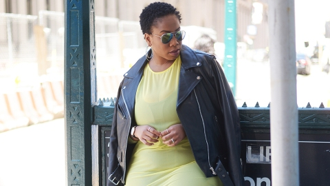 Where to Buy the Best Plus-Size Leather Jacket | StyleCaster