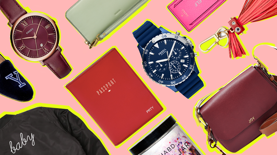 20 Personalized Gifts That Are Anything But Basic