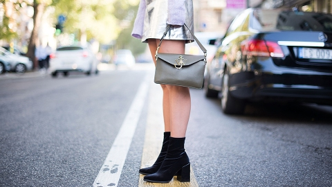This New Trend May Make You Ditch Your Chelsea Boots (For Now, At Least)   StyleCaster