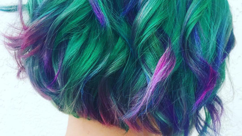 Succulent-Inspired Hair Is Now a Thing | StyleCaster